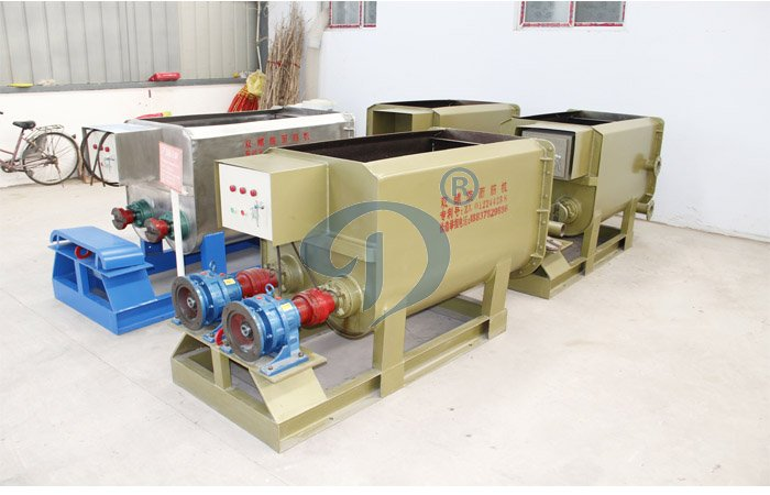 Stainless steel double helix gluten making machine