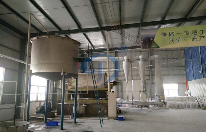 Sweet Potato starch equipment processing line