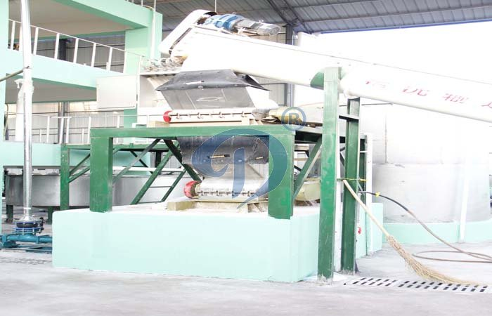 Potato starch making  machinery