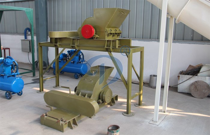 Cassava starch production line
