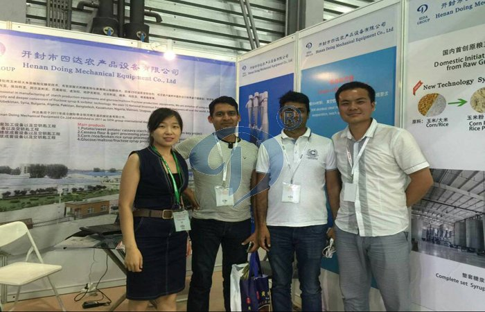 The 11th China International Starch and Starch Derivatives Exhibition in Shanghai 21th-23th June