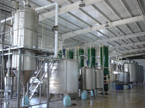 high maltose syrup manufacturing equipment