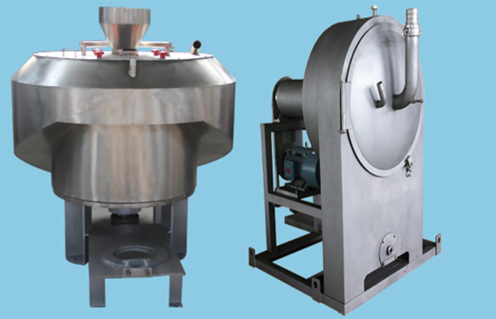 starch extraction separation unit