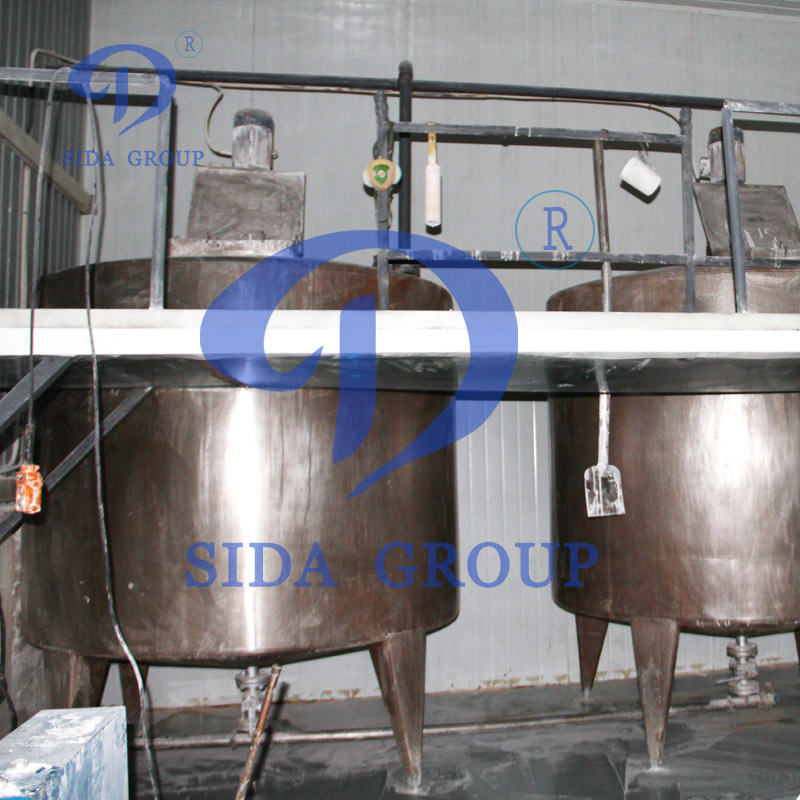 glucose syrup processing ploant