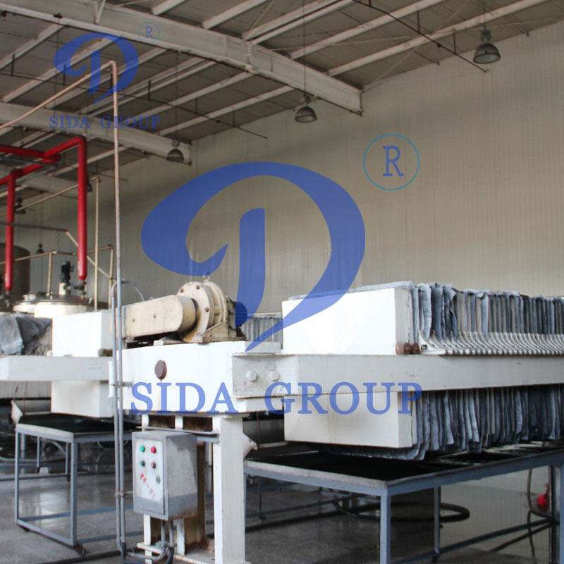 glucose syrup manufacturing machine