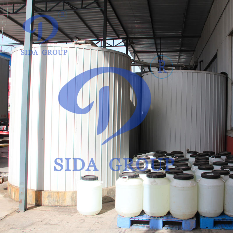 glucose syrup processing plant