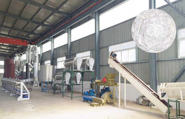 Cassava starch processing machinery manufactures