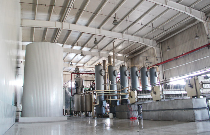 Glucose syrup production equipment