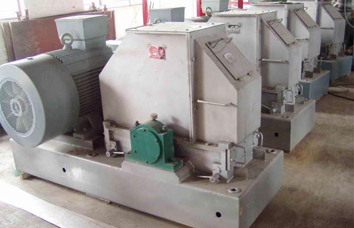 potato crushing machine