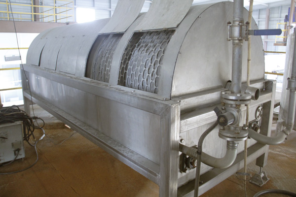sweet potato starch processing machine