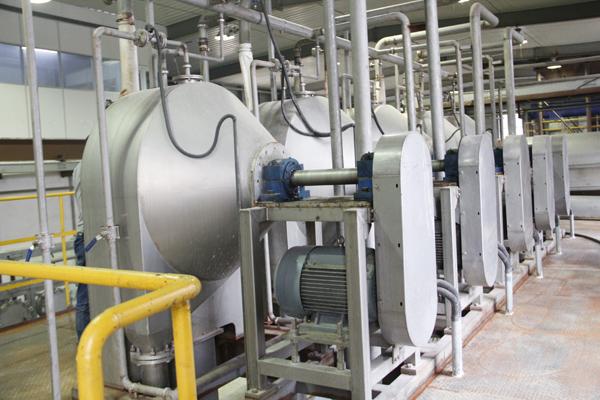 Cassava starch processing machinery_Starch processing machine