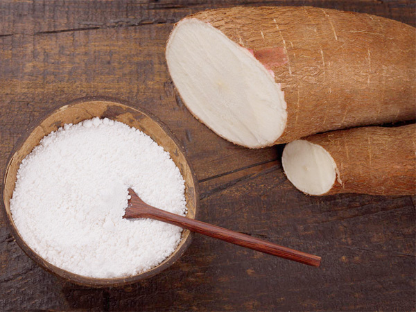Development status of cassava starch production in Ghana