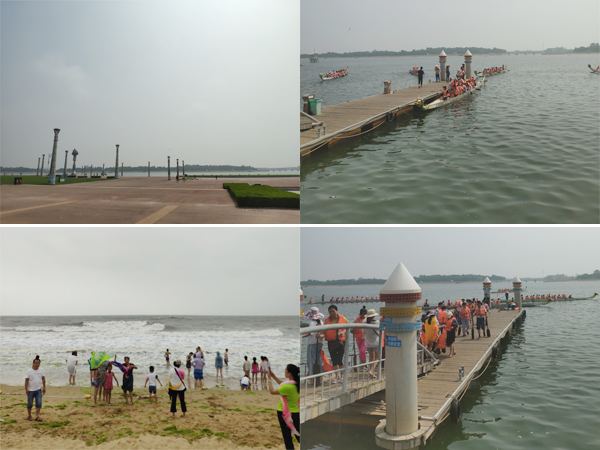 Henan Doing Company tour activities in Shandong, China