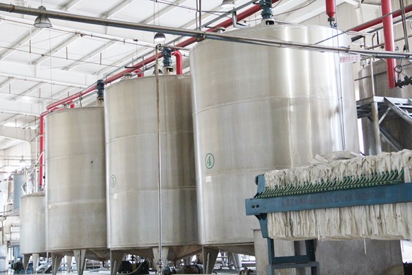 corn syrup production line