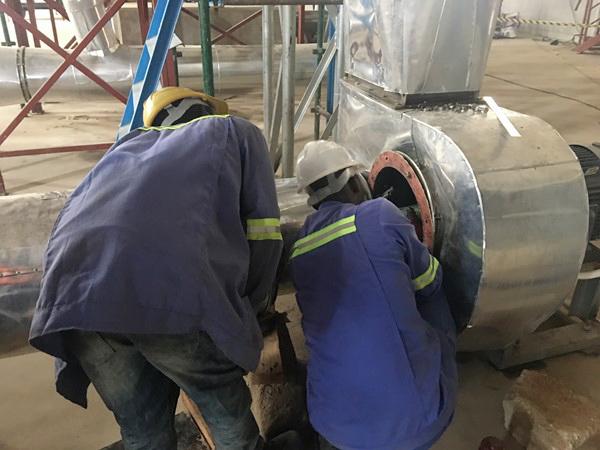 How to maintain cassava processing equipment ?_Enterprise news