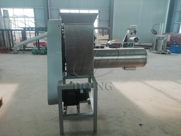 Welcome you to inspect the new cassava grating machine of Doing Holdings-Henan Jinrui