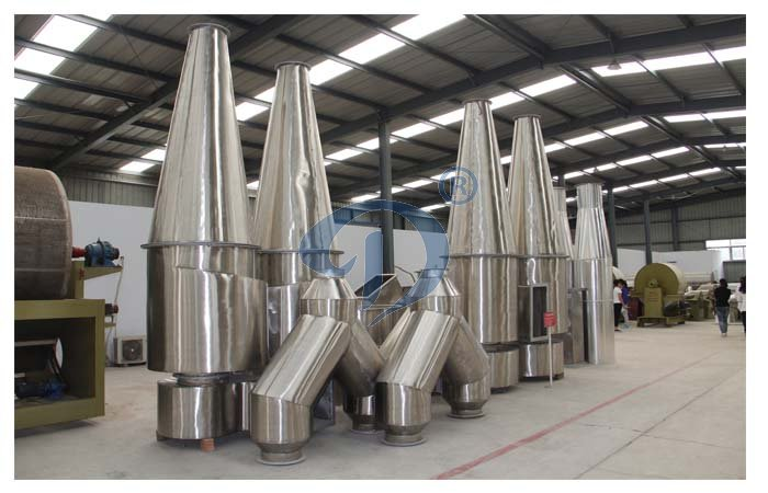 starch drying machine
