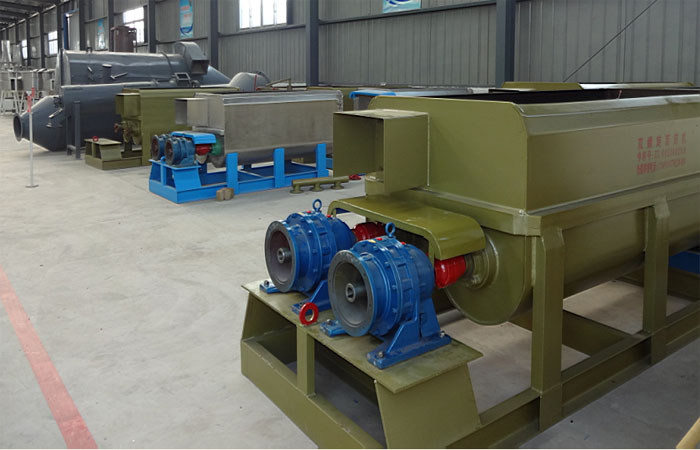 Carbon steel gluten washing machinery