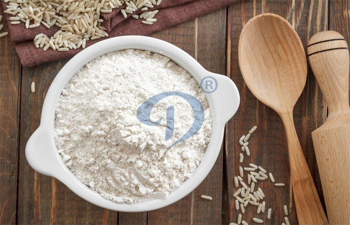 Rice Starch Nutrition and Usage