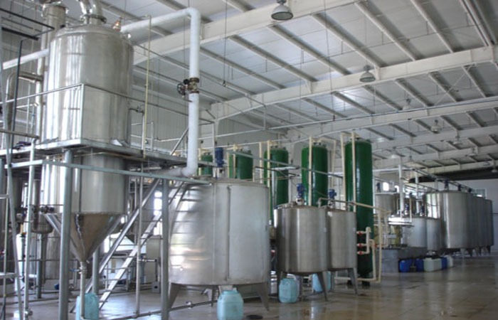 Maltose syrup production equipment