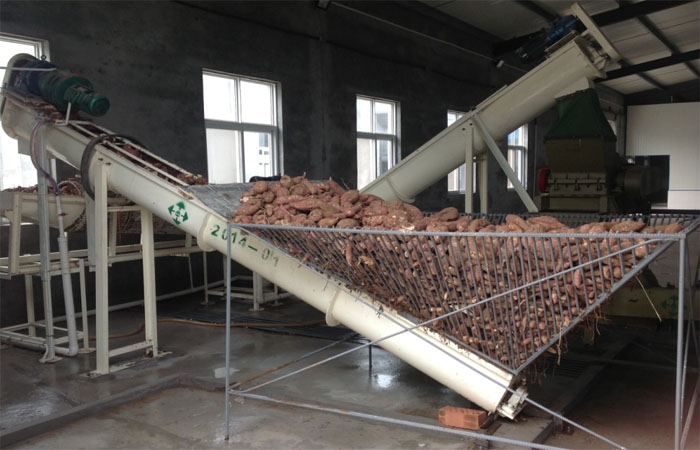 Washing conveyor
