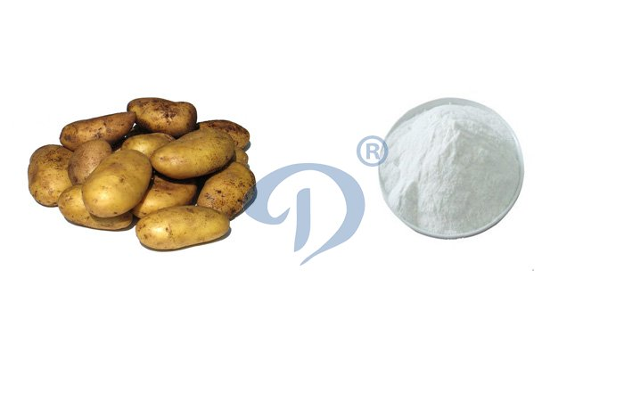 The different between potato flour and potato starch