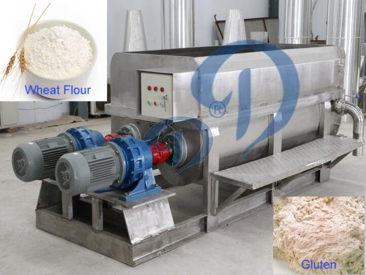gluten extract machine
