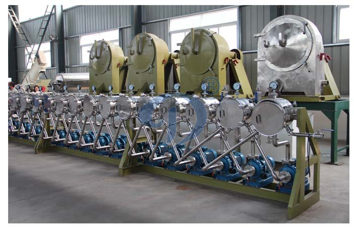 Starch refining machine introduction