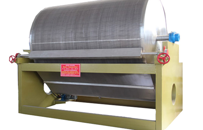 vacuum dewater machine