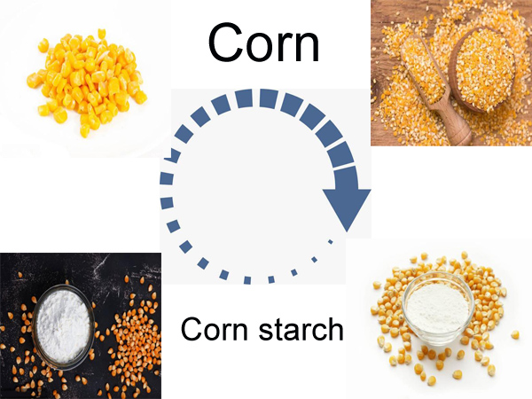 corn starch manufacturing process