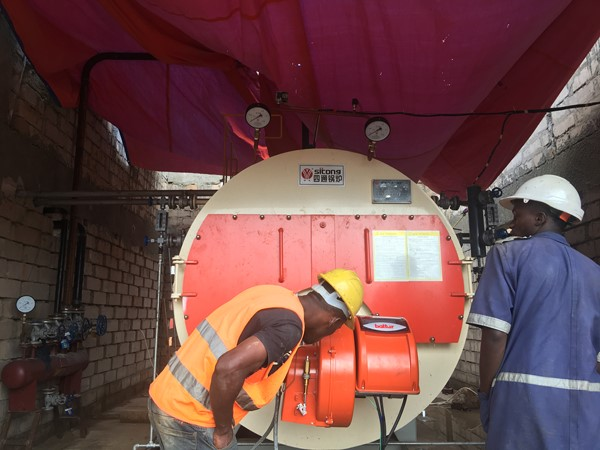 How to maintain cassava processing equipment ?