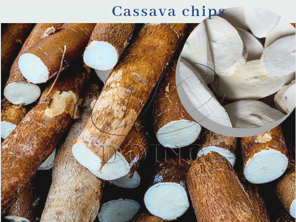 products from cassava