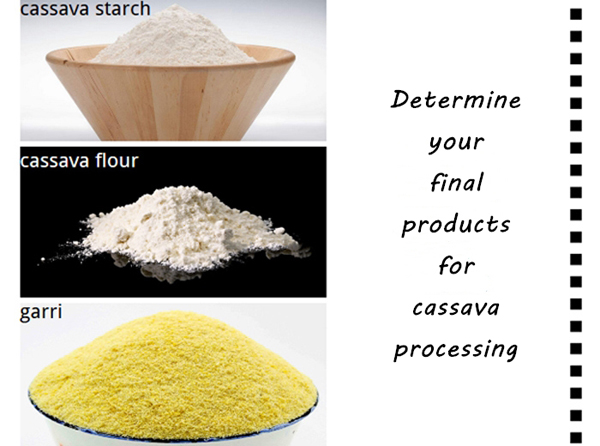 how to start a cassava flour processing factory in Nigeria